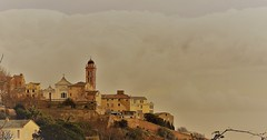 La plus  belle ! La citadelle de Bastia (delph.) Tags: bastia corsica citadelle patrimoine ville