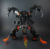 Fornaxx (optimus-convoy) Tags: lego bionicle decinder fire slizer