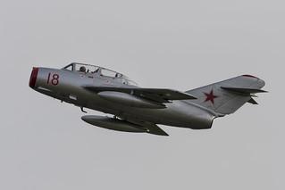 PZL-Mielec SBLim-2 (Mikoyan-Gurevich MiG-15UTI) - 1