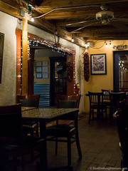 Casa Chimayo - dining room (frodnesor) Tags: casachimayo santafe newmexico mexicanfood newmexicanfood