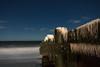 icy pier/clouds on the horizon (Beau Finley) Tags: beaufinley rehoboth beach ice cold winter ocean sea atlanticocean rehobothbeach delaware night longexposure horizon sky water icecold