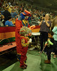 The Little Clown for a Day (Tim7778) Tags: circus clowns indoors stadium