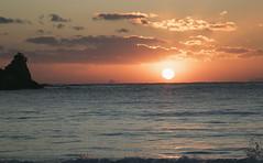 first Sunrise of 2018 (Arlenk.) Tags: sunrise firstsunrise2018 newyear2018 minamiizu izupeninsula shizuokaken earlymorning arlenekato arlenk japan sea ocean beach