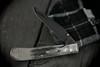 Case xx, Trapperlock. 1 (EOS) (Mega-Magpie) Tags: canon eos 60d case trapperlock pocket knife clip blade shirt indoorwinterblues bone handle