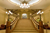 A Grand Staircase (Jared Beaney) Tags: canon6d canon tokyodisneyresort themeparks tokyo themepark amusementpark asia tokyodisneylandhotel japan photography photographer travel disney disneyparks disneyresort staircase