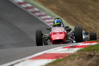 HSCC Historic Formula Ford Championship Crossle 16F (James Buckton)