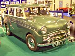 664 Standard Ten Companion (1957) (robertknight16) Tags: standard british 1950s ten companion nec 730yut