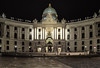 Peaceful moment at the Hofburg (-MikeBakker-) Tags: wien vienna österreich austria europa europe night nightphotography nightshot longexposure long exposure light dark contrast architecture building buildings city urban urbanexploration exploration exploring explore travel traveling traveler travelling traveller wanderlust nikon nikond3100 d3100 dslr camera 1855mm lens historic heritage unesco world innerestadt district bezirk perspective angle composition street streets streetphotography hofburg palace