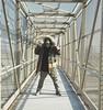 Caged (Robert Romeil) Tags: streetstlye streetfashion stlye streetwear streetphotography streets stylefashion fashionblogger fashion lookbook nike designer art artist city citylife chicago mensfashion menswear menstyle