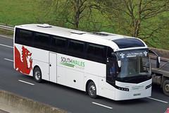South Wales Transport, Neath - BX13 BXJ (peco59) Tags: bx13bxj volvo b9r b9 jonckheere jhv shv southwalestransport ellisnorthacton elliscoaches psv pcv coach