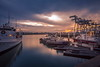 _MG_3969 (Juan Pablo J.) Tags: california clouds color canon24105mmf4l canon5dmkii coast city coastline ocean oceano oakland sunset port