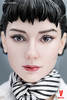 VERYCOOL TOYS VCF-2032 Goddess In My Heart (Audrey Hepburn) - 08 (Lord Dragon 龍王爺) Tags: 16scale 12inscale onesixthscale actionfigure doll hot toys verycool female