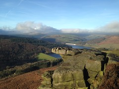 Turned Out Nice Again (RoystonVasey) Tags: roaming email upload apple iphone 5 derbyshire peak district pdnp bamford edge ladybower reservoir