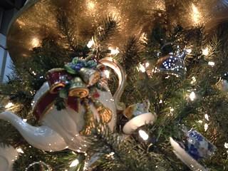 Tea Tree .. Merry Christmas