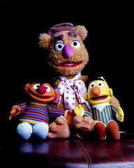 Muppets (AlexCasaresPhotography) Tags: fujicolorsuperiaxtra400 canonae1 35mm film analog