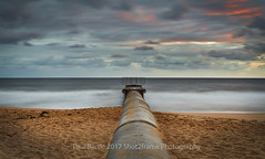 Collaroy Beach - Northern Beaches - Sydney - NSW (paulbartle - Shot2frame Photography) Tags: collaroy collaroybeach outlet 2097 sunrise colourfulmorning tasmansea pacificocean northernbeaches morningcloud shot2frame shot2framephotography canon