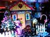 Cute Christmas décor outside the Apeejay House, Park Street (iamantara) Tags: christmas decoration christian festival calcutta kolkata incrediblebengal india mobilephotography motorola motog4plus