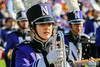 Concentrated Wildcat (Daniel M. Reck) Tags: b1gcats dmrphoto date1022 evanston illinois numb numbhighlight northwestern northwesternathletics northwesternuniversity northwesternuniversitywildcatmarchingband unitedstates year2017 band college education ensemble horn instrument marchingband mellophone music musicinstrument musician school university