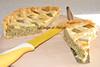 Torta rustica con zucchine e salsiccia (Le delizie di Patrizia) Tags: torta rustica con zucchine e salsiccia le delizie di patrizia ricette