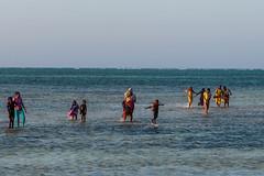Low tide (Globalbirder) Tags: africa eastafrica tanzania zanzibar nungwi shallowwaters locals indianocean
