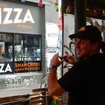 The Man Fancies Pizza... thumbnail