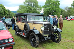 Bean Motorcar. Moffat Classic Weekend 2012. (Yesteryear-Automotive) Tags: bean motorcar car moffat classic weekend scotland