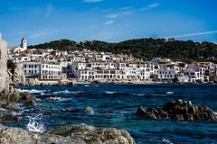 Pinzellades de la mar. (De carrusel) Tags: 2017 mar paisajes carrusel palafrugell catalunya españa es