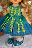 Handmade Embroidered Dresses (Ylang Garden) Tags: handmade embroidered latiyellow pukifee dress