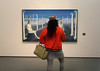 More Than Reality (YIP2) Tags: pauldelvaux watchingart art paintings people watchers exhibition delvaux dreams kunsthal rotterdam
