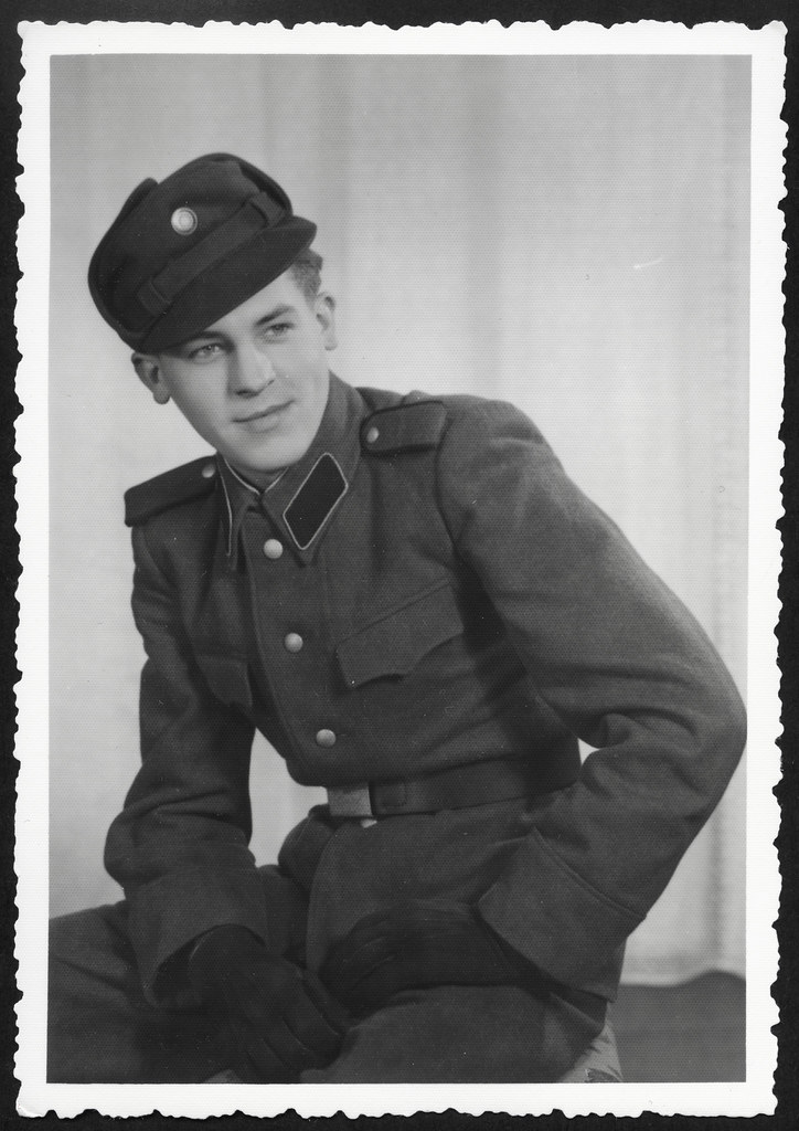 Archiv O651 NVA Soldat, DDR Zeit, 1960er (Hans Michael Tappen)