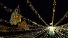 Christmas Lights (grinnin1110) Tags: mainz de dom stmartinscathedral germany markt christmas landeshauptstadt lights domsanktmartin rhinelandpalatinate weihnachten heunensäule newyearseve europe rheinlandpfalz deutschland