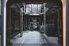 mimesis. (jonathancastellino) Tags: architecture abstract ladder room set series mimesis leica q peel paint bunker door frame