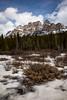 Castle Mountain (Amy Heiden) Tags: heidenoutinalbertaagain banffnationalpark mountain alberta canada