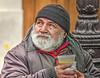 faces of Montmartre-2 (albyn.davis) Tags: paris france portrait people man beard weather cold expression face age montmartre