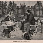Das Buch für Alle ,Illustrierte familien Zeitung 1900 , ill doktor Eisenbart thumbnail