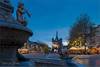 De Brink in Deventer in Kerstsfeer (Hans van Bockel) Tags: avond avondfotografie bergkwartier brink dickens hdr kerstboom le longexposure statief tripod waag deventer overijssel nederland nl nikon d7200 1680mm vanguard alta pro
