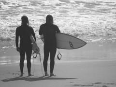 Tide Riders (RICHARD OSTROM) Tags: monochrome man hero fans surf wave point break sea ocean surfers afternoon art dslr summer australia nerds bold battle bro brutal open ice life loud 2017