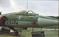 "Lockheed F-104 Starfighter 96 • <a style=""font-size:0.8em;"" href=""http://www.flickr.com/photos/81723459@N04/24265530237/"" target=""_blank"">View on Flickr</a>"