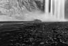 Hydrodynamic Power (Role Bigler) Tags: bw blackwhite blackandwhite canoneos5dsr ef401635lisusm hydrodynamic hydrodynamicpower iceland island landschaft langzeitaufnahme longexposure natur nature skogafoss skógafoss wasser wasserfall fall landscape manfrotto power schwarzweiss wasserkraft water waterfall