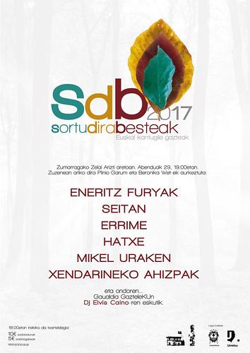 SDB-2017-kartela- Sortu Dira Besteak