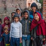 Smiling kids of Jaipura Garh, Rajasthan, India thumbnail