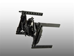 Canto Bight Police Speeder (rear) (Inthert) Tags: lego star wars canto bight speeder bike police jet stick cantonica last jedi moc ship fly craft