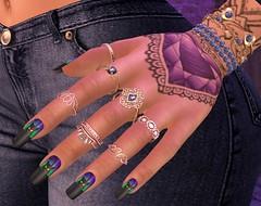 Purple perfection (Punki's Fashion Passion Blog) Tags: appliqueevent applique cosmosalesroom cosmopolitan district20 kustom9event kustom9 n21event n21 shinyshabbyevent shinyshabby thearcadegachaevents thearcadegacha we3rpevent we3rp ati amarabeauty americanbazaar breathe catwa darkpassions kibitz kirin kitja maitreya paparazzi pout randommatter runaway suicidalunborn supernatural