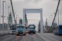 The Malév gang (ac.Zadam) Tags: ikarus bus hungary budapest lkk malév 55 280 350 special livery bridge erzsébet renovated retro public transport 250