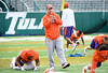 DSC_3490 (ClemsonTigerNet) Tags: daboswinney 2017 football sugarbowl practice bowlgame