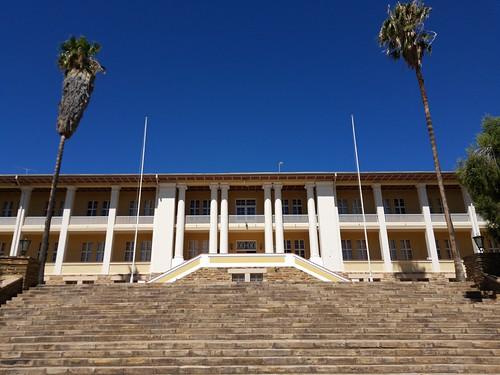 Tintenpalast, Sitz der Nationalversammlung