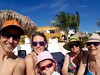 Mexican Travellers (Canadian Veggie) Tags: me emily astrid mairy martha sunglasses mexico puerto morelos puertomorelos yucatan