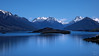 Blue Sky Mining (PhotonenBlende) Tags: lakewakatipu newzealand lake see water wasser mountains berge alps alpen snow schnee glcier gletscher sky himmel blue blau reflection spiegelung landscape waterscape mountainscape landschaft silence stille nature natur outdoor travel fineart berg heiter