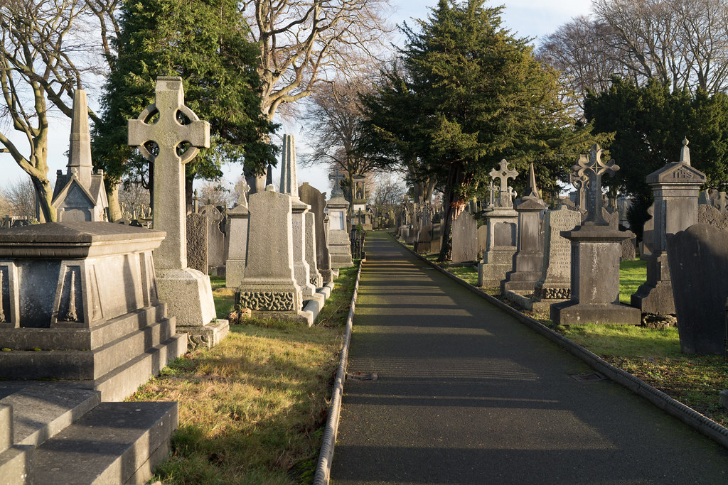 VISIT TO GLASNEVIN CEMETERY IN DUBLIN [FIRST SESSION OF 2018]-134929