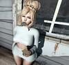 #100 (Eeukie's Closet) Tags: doe hair pure poison scandalize la vie the plastik avatars with nose for attitude